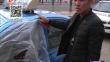 绥芬河:酒后气性挺大 往返三次砸车