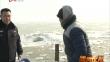涉险冰上娱乐 安全需记心间