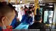 哈尔滨 老人发病昏迷 公交车秒变急救车