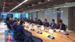 王文涛出席2019第五届国际北极论坛全体会议