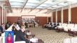 王文濤會見中東歐駐華大使代表團一行