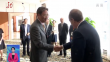 王文涛分别会见俄犹太自治州州长列文塔尔和萨哈(雅库特)共和国行政长官尼古拉耶夫