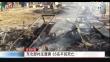 尼日利亚 东北部村庄遭袭 65名平民死亡