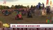英国:割草机耐力赛 感受速度与激情