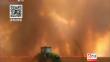 亚马孙森林大火持续燃烧16天