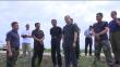 黑河市长马里在检查黑龙江堤防和防汛工作时强调 全面落实河长制 坚决打赢防汛攻坚战
