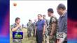 鹤岗市长王秋实到萝北县检查指导防汛工作