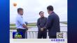 鹤岗市委副书记、市长王秋实到萝北县检查指导防汛工作