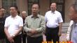 绥化市委副书记、市长张子林到市区鑫润东方小区现场办公解决居民诉求