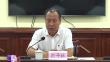 绥化市长张子林与景域集团上海奇创旅游集团副总经理兼执行总经理周文涛举行会谈