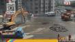 哈尔滨先锋地道桥通车 限高3.2米