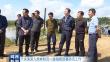鸡西市长于洪涛深入虎林防汛一线指挥防汛工作