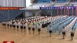 """七台河:我市举行""""庆祝中华人民共和国成立70周年""""太极拳展演交流活动"""