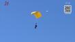 高空跳伞 极限挑战