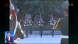 黑龙江省暨哈尔滨市举行烈士纪念日向英雄烈士敬献花篮仪式