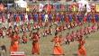 大庆: 杜尔伯特县第25届那达慕大会开幕