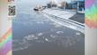 富錦 流冰期到來 冰水交融場面壯觀