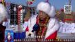 首届哈尔滨采冰节盛大启幕