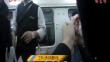 夜航警事:男子列车上自残  民警流血换乘客平安!