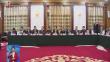 省政协十二届三次会议召开提案委会议