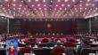 省十三届人大四次会议主席团举行第三次会议