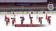 中国哈尔滨(2020)国际青少年冰球邀请赛开赛