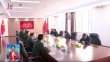 王文涛慰问武警黑龙江省总队官兵 看望离休老干部、在乡老复员军人、老党员