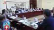 部分住黑龙江省全国政协委员返回哈尔滨