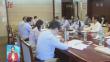 黑龙江代表团小组会议审议最高人民法院工作报告、最高人民检察院工作报告