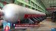 全球首台3000吨锻焊加氢反应器完工发运