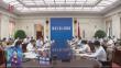 王文涛与部分青年科教工作者代表座谈 征求对春雁行动实施方案的意见建议
