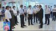 省人大常委会组织人大代表视察哈尔滨新区