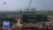 """项目建设瞰龙江 肇东:甜草岗""""长""""出火电厂"""