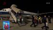 出席十三届全国人大四次会议的黑龙江代表返回家乡