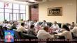 沈瑩參加老干部黨員座談會