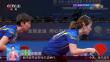 王曼昱車曉曦獲全運會乒乓球女雙冠軍