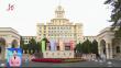 黑龙江大学建校80周年纪念大会举行