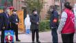 胡昌升到哈尔滨检查指导疫情防控工作