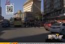 违法停车坏习惯 阻碍公交进车站