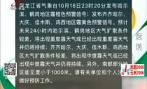 帮忙20181009 张庆伟在督导检查哈尔滨市巡视整改情况时强调
