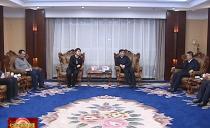 七台河|市委书记杨廷双贾君会见省生态环境厅副厅长丛丽