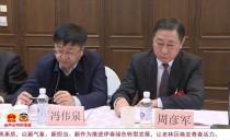 伊春市代表团认真审议省政府工作报告