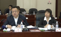 参加省十三届人大会第三次会议的双鸭山代表团召开全体会议 审议大会各项报告和决议