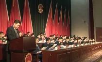 双鸭山市第十六届人民代表大会第四次会议举行第二次全体会议