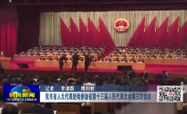 鹤岗市省人大代表赴哈参加省第十三届人民代表大会第三次会议