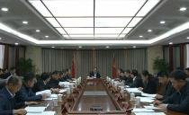齐齐哈尔市委书记孙珅主持召开齐市与广州市对口合作工作领导小组会议