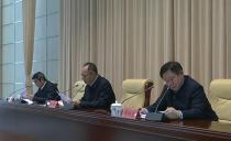 齐齐哈尔市总结述职会议召开