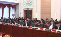七台河市政府与全国商会会长座谈会召开