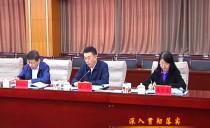 绥化市委书记曲敏主持召开中省直部门在市挂职干部座谈会