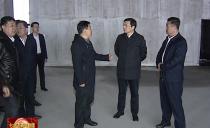 七台河市委书记杨廷双实地调研重点民生项目建设情况